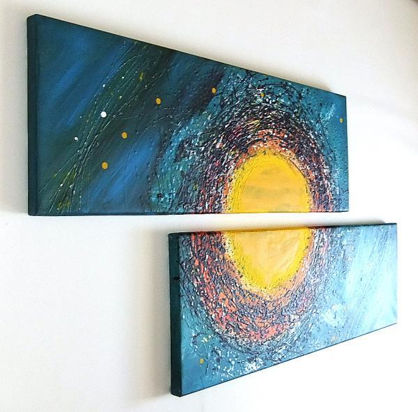 Dipinto acrilico moderno quadri astratti moderni for Dipinti ad olio moderni