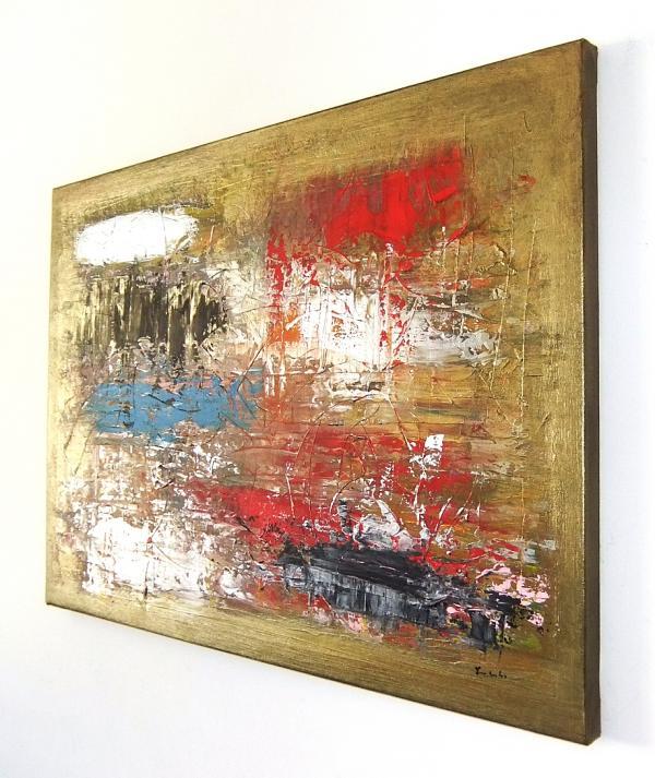 Tele dipinte moderne sanader art pittura astratta for Tele dipinte a mano moderne