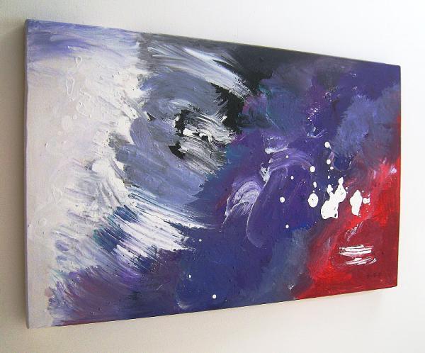 Quadri astratti materici sanader art pittura astratta for Tele dipinte a mano moderne