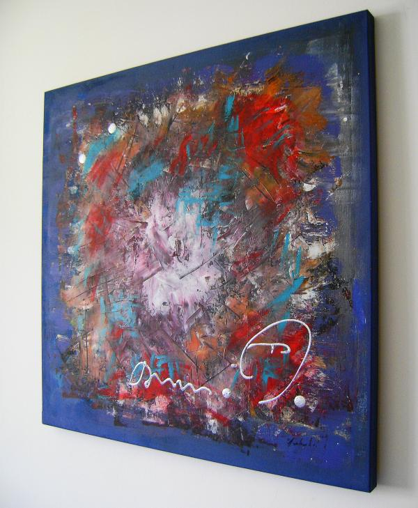 Quadri dipinti figurativi sanader art pittura astratta for Tele dipinte a mano moderne
