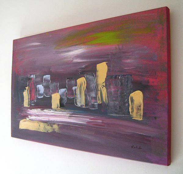 Tele Dipinte Moderne.Tele Quadri Sanader Art Pittura Astratta Moderna