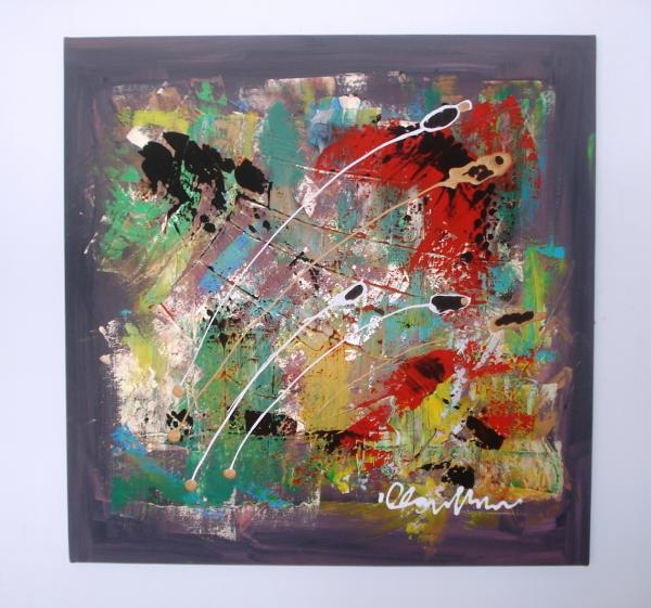 Dipinti su tela moderni sanader art pittura astratta for Tele dipinte a mano moderne