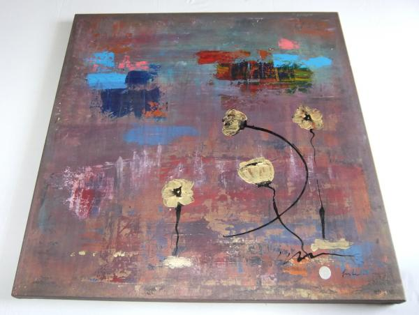 Quadri dipinti fiori sanader art quadri dipinti for Dipinti figurativi moderni