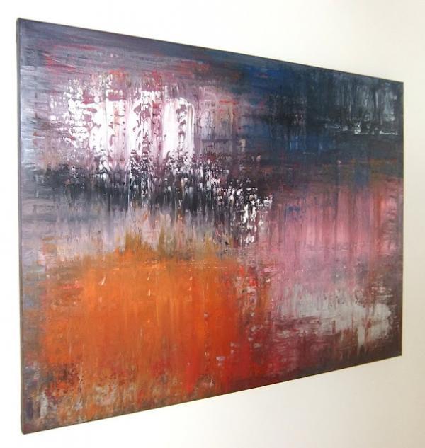 Quadri astratti su tela sanader art dipinti astratti su for Tele dipinte a mano moderne