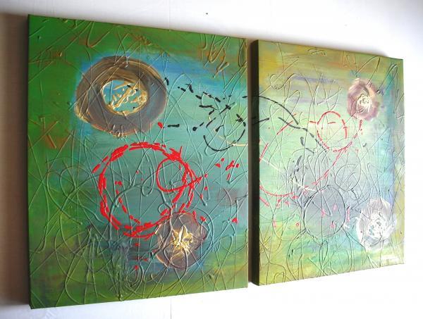 "Quadri astratti materici "" SANADER ART "" Quadri astratti geometric ..."