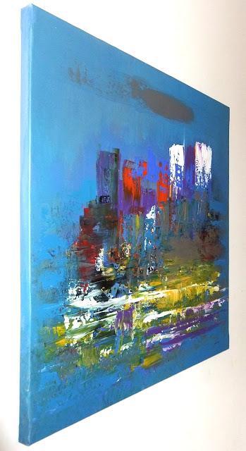 Quadri moderni online sanader art quadri in tela for Tele dipinte a mano moderne