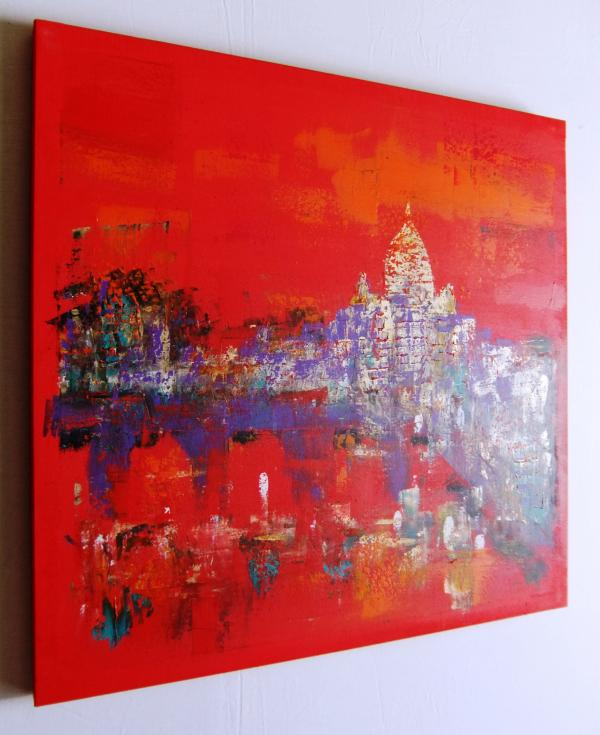 Quadri dipinti figurativi quadri astratti moderni for Quadri moderni astratti dipinti a mano