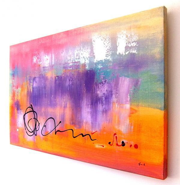 Arte moderna pittura sanader art pittura figurativa for Tele dipinte a mano moderne