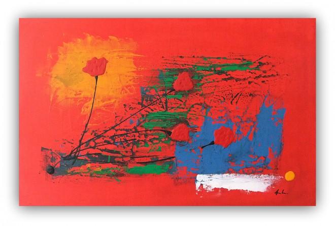 Quadri astratti moderni sanader art quadri astratti for Tele dipinte a mano moderne