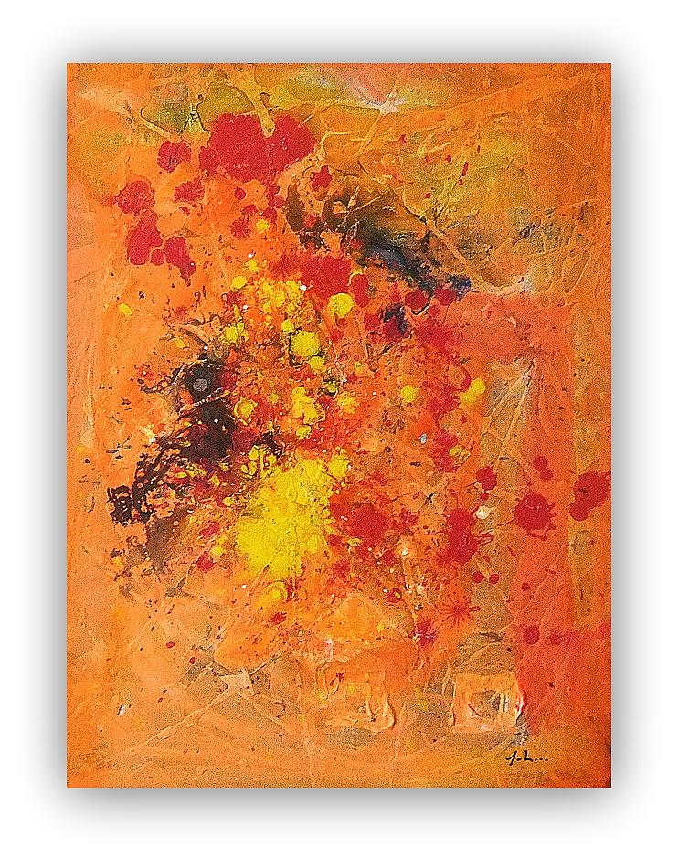 Quadri astratti moderni sanader art dipinti a mano for Dipinti figurativi moderni